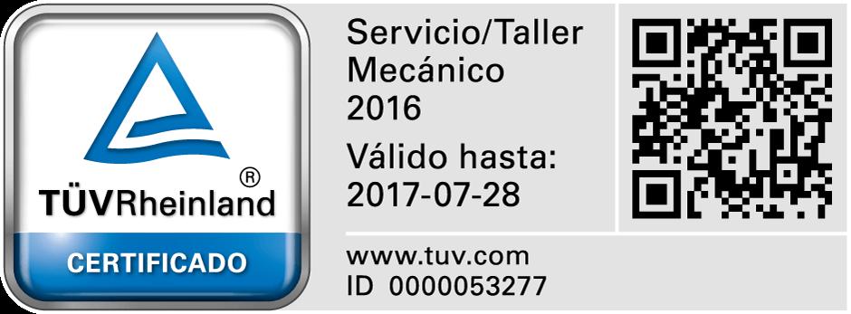 tuv-certificado